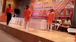 जाग उठो अंजनी के लाला राम मन्दिर बनाना है लाइब शो प्रभाकर मौर्या अयोध्या
