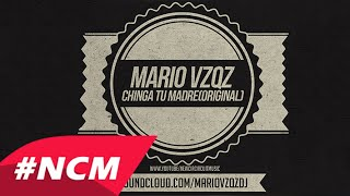 Mario Vzqz - Chinga Tu Madre (Original Intro Mix)