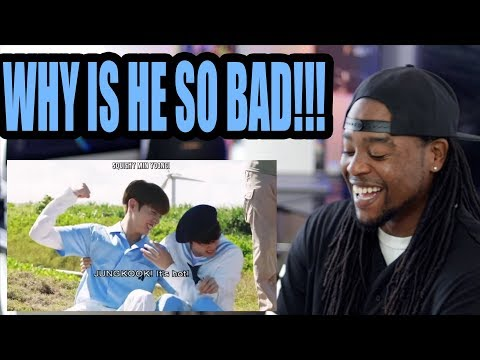 JUNGKOOK BEING A LIL BRAT!!! | REACTION!!!