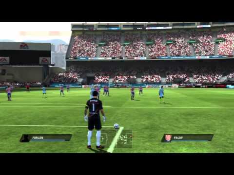 Fifa 11 Regatea chuta y UUuuy Dual con Chiguau