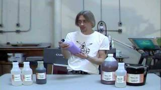 How To Screen Print: Chemicals For Screen Making & Ink Solvents