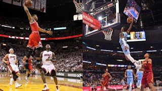 NBA Highest Vertical Jumps