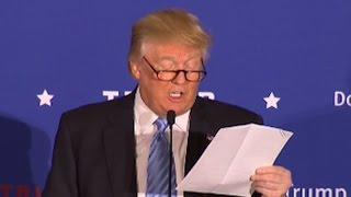 Trump Team Already Bragging About Enemies List