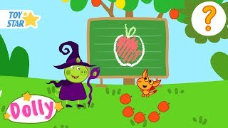Dolly and friends New Cartoon For Kids | Apples | Season 1 Episode  #1 Full HD