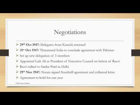 Integration of Indian States - III