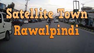 Satellite Town Rawalpindi