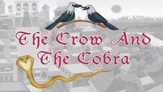 Grandpa's Story - The Crow & The Cobra | Kids Animated Story in Hindi