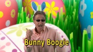 Easter Song | Easter Eggs | Easter Bunny | Bunny Boogie | Jack Hartmann