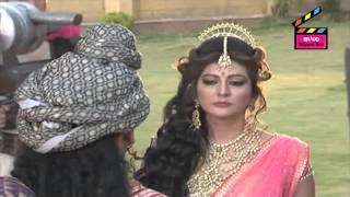 Chakravartin Ashoka Samrat - behind The Scene Dec 2015