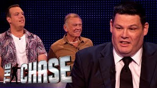 The Chase | Wayne and Max's £6,300 Final Chase With The Beast