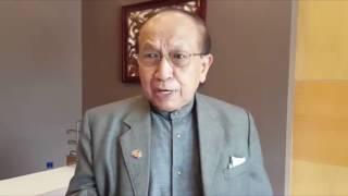 Testimoni Tan Sri Dato' Seri Utama DR Rais Yatim tentang film SURAU DAN SILEK