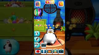 Konusurken penguen oyunu ( Talking Penguin)