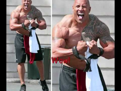 Dwayne Johnson 2011 part1