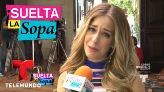 Los sacrificios de Carmen Aub para brillar en ESDLC   Suelta La Sopa   Entretenimiento
