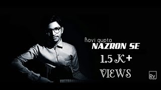 Nazron Se - RV Reetles || Official single track || New love song- 2017