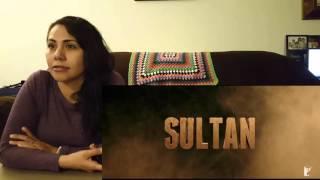 Sultan Official Teaser Cynthia's Reaction | Salman Khan | Anushka Sharma