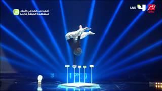 Arabs Got Talent - الموسم الثالث - النصف نهائيات - نائل جمال