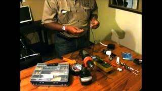 how to convert a 12 volt dc  car  cigarette lighter  socket to 220/110 volt ac