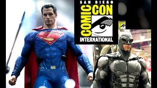 SDCC 2017 San Diego Comic-Con Hot Toys JUSTICE LEAGUE ACGHK Action Figures Side Show Collectibles