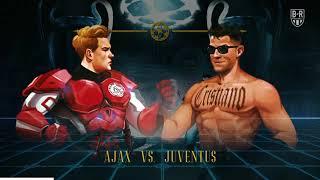 Champions League Quarter-Finals x Mortal Kombat: Finish Him