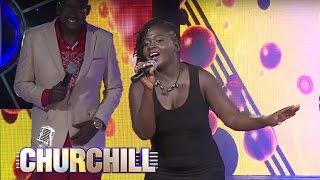Nyota Ndogo performs Subira Yangu