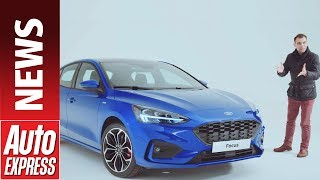 New 2018 Ford Focus - explore the all-new version of Britain's favourite hatch