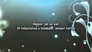 Third Day - When The Rain Comes [HD] hungarian subtitle (magyar felirat)