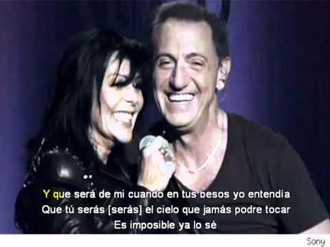 Franco de Vita & Alejandra Guzmán Tan Solo Tu Letra