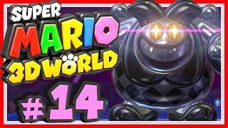 SUPER MARIO 3D WORLD # 14 🐱 Blubbarrios sitzt in der Tinte! [HD60] Let's Play Super Mario 3D World