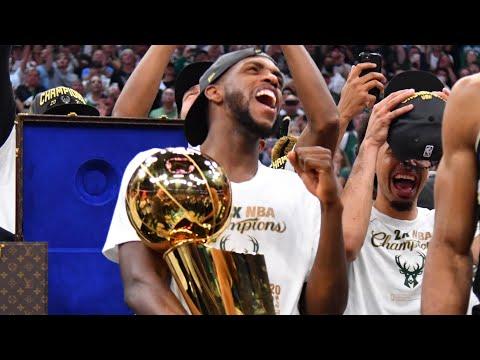 Full 2021 NBA Finals Mini Movie Games 1 6 First Bucks Championship In 50 Years Bucks In Six 🏆