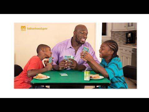 Titus O'Neil takes time to be a dad