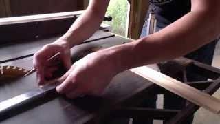 DIY How To Make A Wood Pocket Comb