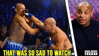 UFC Pros react to Chuck Liddell vs Tito Ortiz 3; Adesanya vs Anderson; Woodley ríps Colby; DC reacts