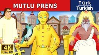 Mutlu Prens - Masal - çoçuk masalları dinle - 4K UHD - Türkçe peri masallar