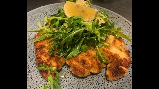 How To Make Chicken Milanese