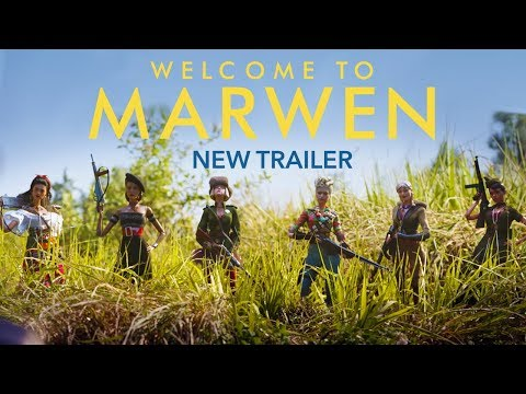 Xxx Mp4 Welcome To Marwen Official Trailer 2 3gp Sex