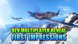 Battle Royale Confirmed! - Battlefield V Multiplayer Reveal