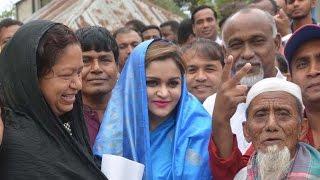 যে কারনে খেলার মাঠ থেকে ভোটের মাঠে নাফিসা কামাল, bangla latest news of nafisa kamal