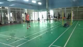 Erfan Training at One Shamelin Jan 30, 2016