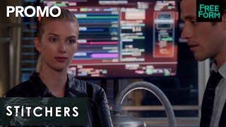 "Stitchers | Season 3 Episode 5 Promo: ""Paternis"" | Freeform"