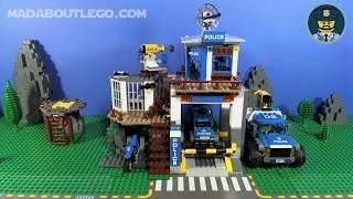 LEGO Mountain Police Dirt Road Pursuit 60172
