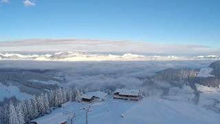 Aktuelle Wintereindrücke aus dem Ski Juwel (Nov. 2016)