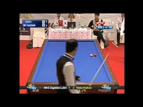 2012 Antalya Final Tayfun vs Choi