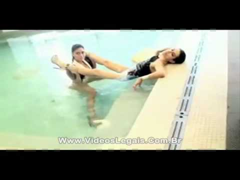 Making of Arezzo Cleo Pires e Juliana Paes na piscina