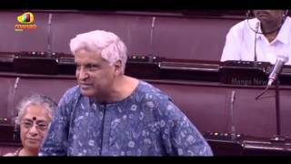 Javed Akhtar Takes On Asaduddin Owaisi On Bharat Mata Ki Jai Comment | Parliament