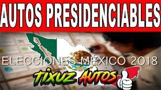 Candidatos a la presidencia  I Tixuz Autos