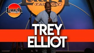 Trey Elliot | More Than Four Cools | Laugh Factory Stand Up