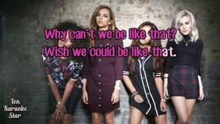 Little Mix  ft. Jason Derulo - Secret Love Song  [Karaoke/Instrumental]