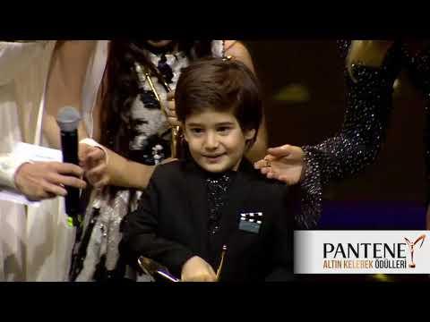 Pantene Altın Kelebek En İyi Çocuk Oyuncu Ödülü
