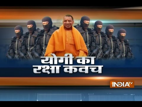 Xxx Mp4 39 Black Cats 39 Commandos Of Elite NSG Always Available To Safeguard UP CM Yogi Adityanath 3gp Sex